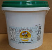 5kg Raw Clover Honey