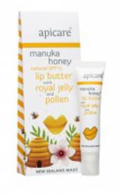 Apicare Manuka Honey with Royal Jelly Lip butter