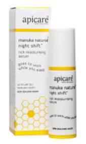 Apicare Manuka Natural Night Shift