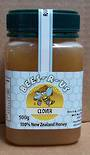 500g Raw Clover Honey