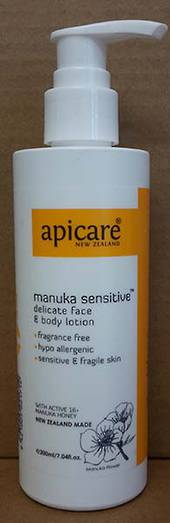 Apicare Manuka Sensitive Lotion